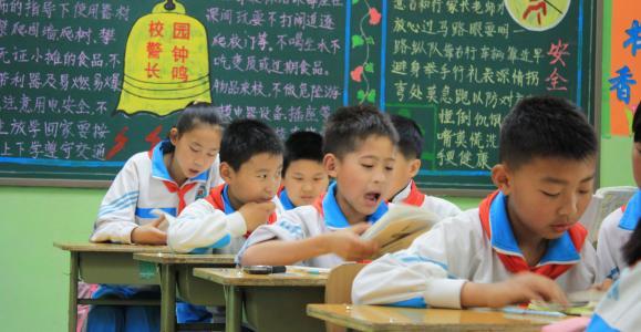 5.c fra Anminskolen i Beijing