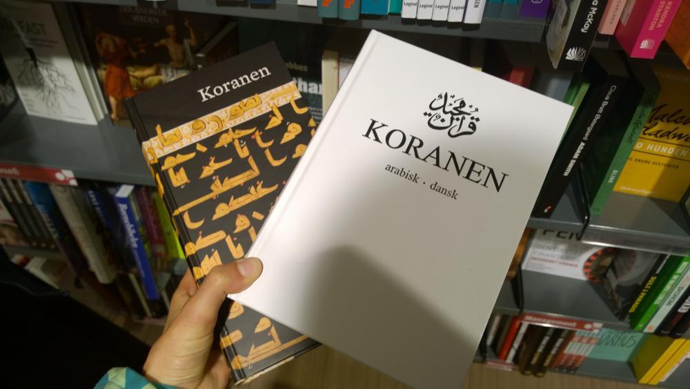 koranen dansk